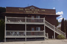 Big River Inn hotel and restaurant